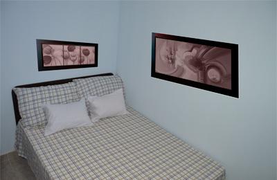 habitaciones sensillas de Orison Hostel