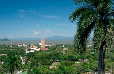 Managua Bella ciudad de nicaragua
